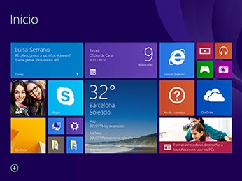 reparacion ordenadores windows 8